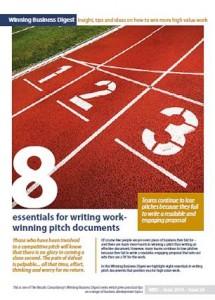 Pitch writing essentials