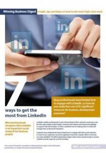 7 ways to get the most from LinkedIn