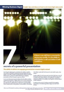WBD 31 Powerful presentations cover