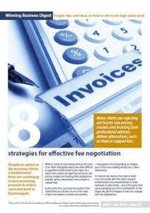 WBD29 Fee negotiation